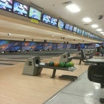 Photo taken at Brunswick Zone Bowling by Abdullah A. on 5/23/2013