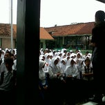 Photo taken at SMPN 1 Warungkondang by Rans H. on 3/13/2013