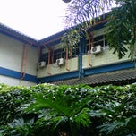 Photo taken at Universitas Islam Bandung (UNISBA) by noor a. on 7/21/2013