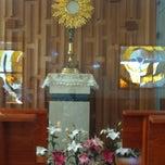 Foto tomada en Iglesia De Nuestra Señora De La Salud por BSD R. el 3/6/2013