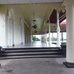 Photo taken at Museum Diponegoro Magelang by Putri P. on 2/17/2013