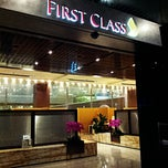 Photo taken at S.I.A First Class Premium Lounge (T3) by Maria Nimfa T. on 11/8/2012