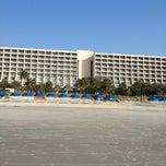 Photo taken at Hilton Head Marriott Resort & Spa by Tammy L. on 6/15/2013