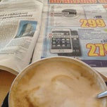 Photo taken at Pasticceria Caffè Cunico by Roberta Z. on 8/31/2013