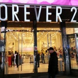 Photo taken at Forever 21 by Bart B. on 11/1/2012
