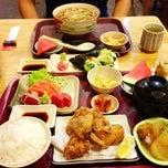 Photo taken at Umei Tei Japanese Restaurant by Harriet T. on 4/12/2013