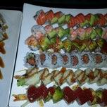 Photo taken at Hana Japanese Restaurant by Adam M. on 2/28/2013