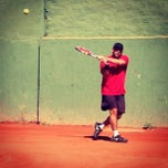 Photo taken at Puente Tenis Club by Diego N. on 4/7/2013