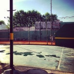 Photo taken at Puente Tenis Club by Diego N. on 11/3/2012