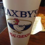 Photo taken at Zaxby's by Linda S. on 1/23/2013