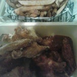Photo taken at Wingstop by Nichelle R. on 1/24/2013