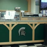 Photo taken at MSU Dairy Store by Fernanda A. on 10/20/2012