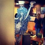 Photo taken at Starbucks by Kseniya S. on 10/20/2012