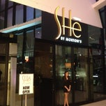 Photo taken at SHe by Morton's by @24K on 1/3/2013