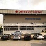 Photo taken at Mitsui-Soko (M) Sdn. Bhd. by ฿uĐαk ĐэgiL on 9/18/2013
