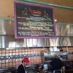 Photo taken at Dos Coyotes Border Cafe by Julie G. on 2/22/2014