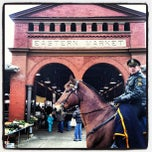 Photo taken at Eastern Market by gary on 11/24/2012