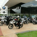 Photo taken at Raviera Motors by Helton P. on 2/23/2013