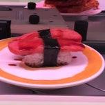 Photo taken at Genki Sushi by Karam T. on 12/23/2014