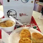 Photo taken at KFC by Arthur G. on 1/12/2013
