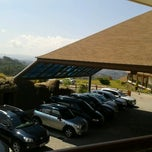 Photo taken at Blue Mountain Hotel & SPA by Luana M. on 9/15/2012
