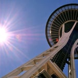 Photo taken at Space Needle by Sergio JG 🇺🇸🗽 on 6/20/2013
