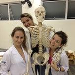 Photo taken at laboratorio de anatomia fasm by Patricia G. on 4/11/2013