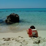 Photo taken at Platja es Còdol Foradat by xarop on 7/15/2013