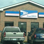 Photo taken at US Post Office by ♔ Princess Laurel K. on 2/8/2013