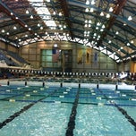 Photo taken at Nassau County Aquatic Center by Gilberto J. on 11/17/2012
