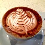 Photo taken at Stanza Coffee by Leonardo D. on 1/13/2013