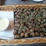 Photo taken at Fetra Restaurante by Javier C. on 11/16/2013