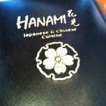 Photo taken at Hanami Restaurant by Tracy D. on 11/5/2012