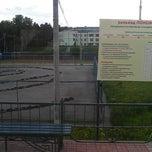Photo taken at Разъезд Локомотив by Klass I. on 6/12/2013