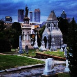 Photo taken at Oakland Cemetery by Chad E. on 9/14/2012