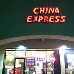 Photo taken at China Express by Luiz L. on 12/18/2012