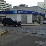 Photo taken at BBVA Banco Francés Sucursal San Isidro by Claudio M. on 10/14/2012