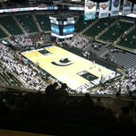 Photo taken at Breslin Center by Mike H. on 1/19/2013