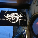 Photo taken at Bohemia Bagel by SMS Frankfurt M. on 1/4/2013
