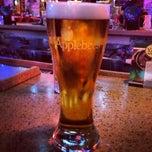 Photo taken at Applebee's by Michaela B. on 12/17/2012