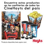 Photo taken at Cine Hoyts by Cine Hoyts Chile on 3/7/2014