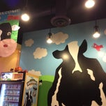 Photo taken at Ben & Jerry's by Michael I. on 10/18/2012