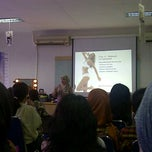 Photo taken at Oriflame Rawamangun by Frissmpriss on 10/6/2012