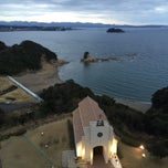 Photo taken at 紀州南部ロイヤルホテル by Andrea Mh P. on 2/21/2015
