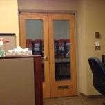 Photo taken at Boston University Metropolitan College by Bindu D. on 4/22/2014