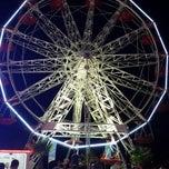 Photo taken at Luna Park Port Leucate by Wilfrid T. on 7/17/2013