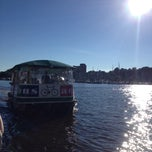 Photo taken at Aquabus Hornby St. Dock by Daniela S. on 7/29/2014