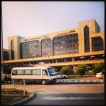 Photo taken at Jinnah International Airport by Ubaid U. on 12/24/2012