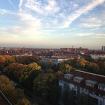 Das Foto wurde bei Sheraton Munich Westpark Hotel von Denis🐸 am 10/20/2012 aufgenommen