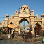 Photo taken at Ambaji Temple by Intello A. on 3/12/2013